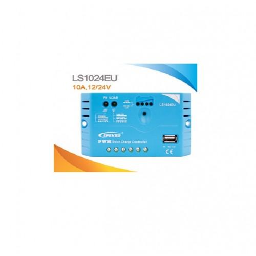 Regulator de incarcare Pwm LS1024EU solar 10A auto 12/24v
