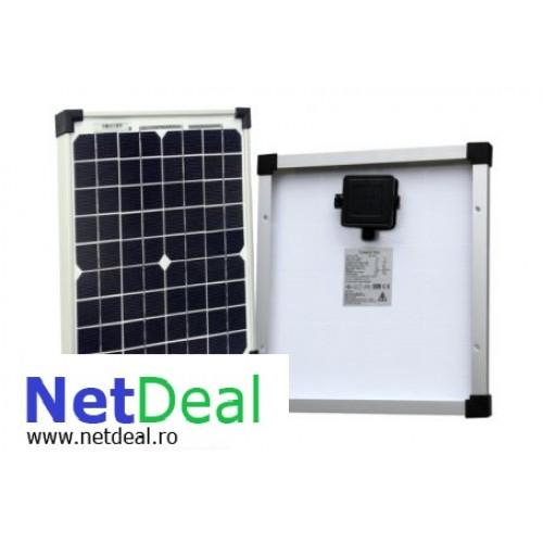 Panou solar 10w Fotovoltaic Monocristalin