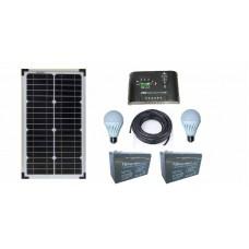 Kit Solar Iluminat