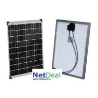 Panou Solar 50w Fotovoltaic Monocristalin