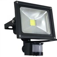 Proiector led 10w 220v cu senzor