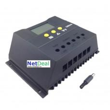 Regulator incarcare Pwm solar CM6048 60A  48v Lcd