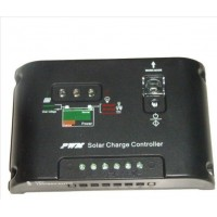 Regulator de incarcare Pwm solar 10A  auto 12/24v