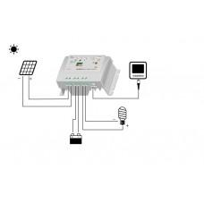 Regulator Incarcare Solar Mppt 10A auto 12/24 Tracer 1215-RN
