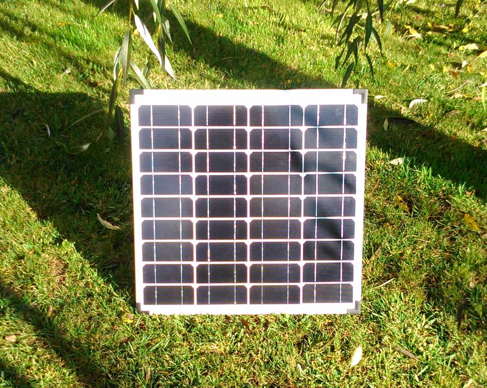 panou solar fotovoltaic 40w